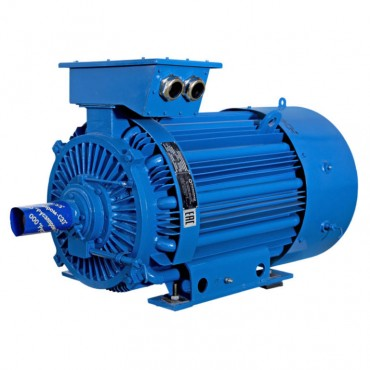 Ремонт асинхронного электродвигателя МТН 2 кВт