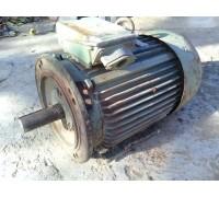 Обслуживание асинхронного электродвигателя 4A132M6 (7.5 кВт)