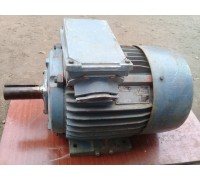 Обслуживание асинхронного электродвигателя 4А100S4 3 кВт