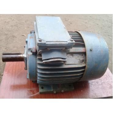 Восстановление шпоночного паза электродвигателя 4А100S4