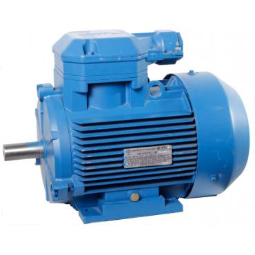 Ремонт трехфазного электродвигателя 4A132S4 7,50 кВт