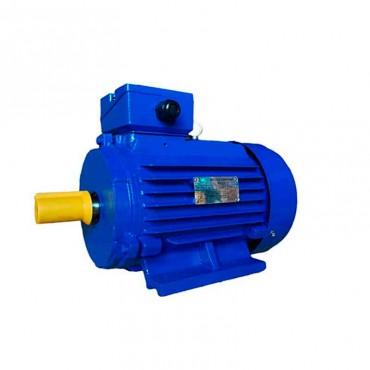 Ремонт электродвигателя компрессора 4A160M6 15 кВт