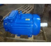 Обслуживание кранового электродвигателя AMTKF 132М6 5 кВт