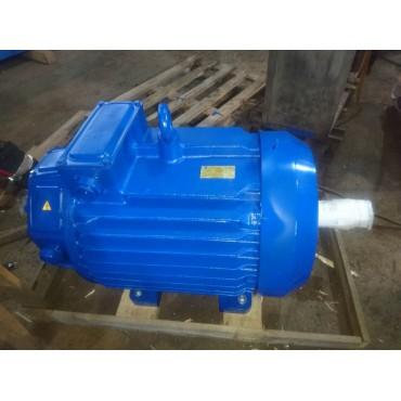 Ремонт крановых электродвигателей AMTKF 132М6 5 кВт