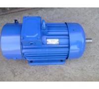 Ремонт асинхронного электродвигателя 4A225M6 37 кВт