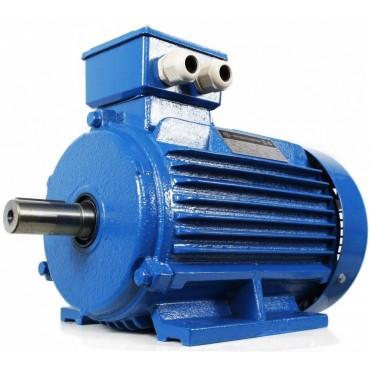Ремонт электродвигателя компрессора 4A250M4 90 кВт