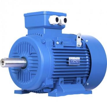 Ремонт электродвигателя компрессора 4A250S4 75 кВт