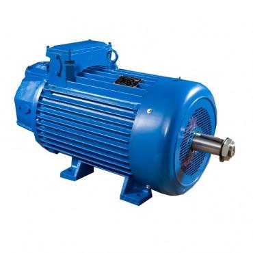 Капитальный ремонт асинхронного электродвигателя 4MTF 11 кВт