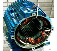 Перемотка статора кранового электродвигателя 4А100S4 3,00 кВт