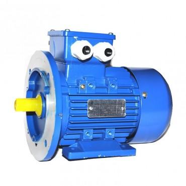 Ремонт крановых электродвигателей ДМТKF 111-6 3,5 кВт