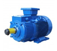 Ремонт трехфазного электродвигателя ДМТF 011-6 1,4 кВт