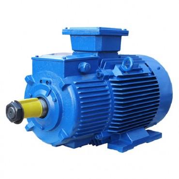 Обслуживание кранового электродвигателя ДМТF 011-6 1.4 кВт