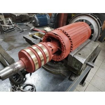 Перемотка ротора электродвигателя 4А100L8 1,50 кВт
