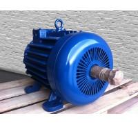 Ремонт асинхронного электродвигателя AMTF 11 кВт