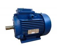Ремонт асинхронного электродвигателя AMTH 5 кВт
