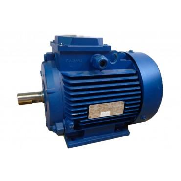 Капитальный ремонт асинхронного электродвигателя AMTH 5 кВт