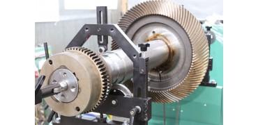 Балансировка роторов и якорей электродвигателя