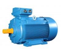 Ремонт асинхронного электродвигателя MTF 2 кВт