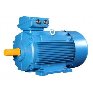 Капитальный ремонт асинхронного электродвигателя MTF 2 кВт