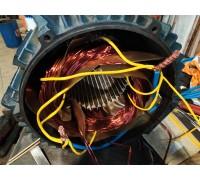 Перемотка статора электродвигателя 4A160S2 15,00 кВт