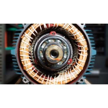 Замена подшипников электродвигателя 4A112M2 4,00кВт