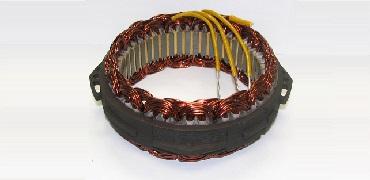 Проведение ремонта обмотки статора электродвигателя