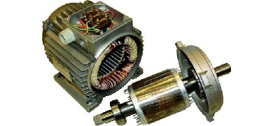 Разборка электродвигателей перед ремонтом