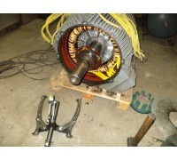 Замена подшипников электродвигателя 4А100L6 2,20кВт