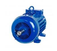 Проточка и замена токосъёмных колец крановых электродвигателей AMTKF 132М6 5 кВт
