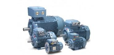 Типы асинхронных электродвигателей