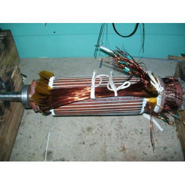 Перемотка ротора электродвигателя 4A112M6 4,00 кВт