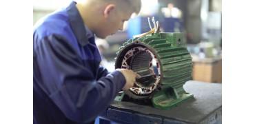 Текущий и капитальный ремонт электродвигателя