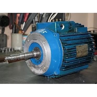 Ремонт асинхронного электродвигателя 4A112M6 4,00 кВт