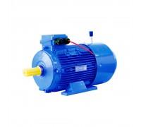 Ремонт электродвигателя компрессора 4A200M6 22 кВт