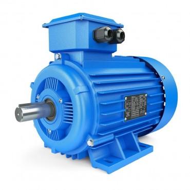 Диагностика асинхронного электродвигателя 4А90L4 (2,2 кВт)