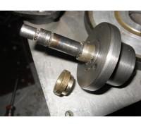 Восстановление посадочных мест под подшипник электродвигателя 4A100S2