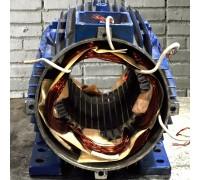 Перемотка статора кранового электродвигателя 4A132S4 7,50 кВт