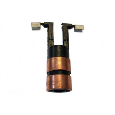 Проточка токосъёмных колец крановых электродвигателей 4А71В6 0,55 кВт