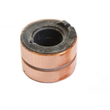 Замена токосъёмных колец крановых электродвигателей 4А90L4 2,20 кВт